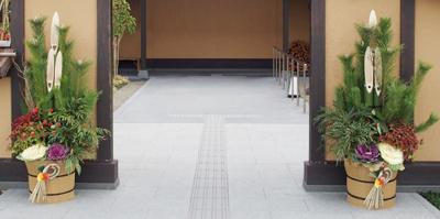 門松の飾る場所