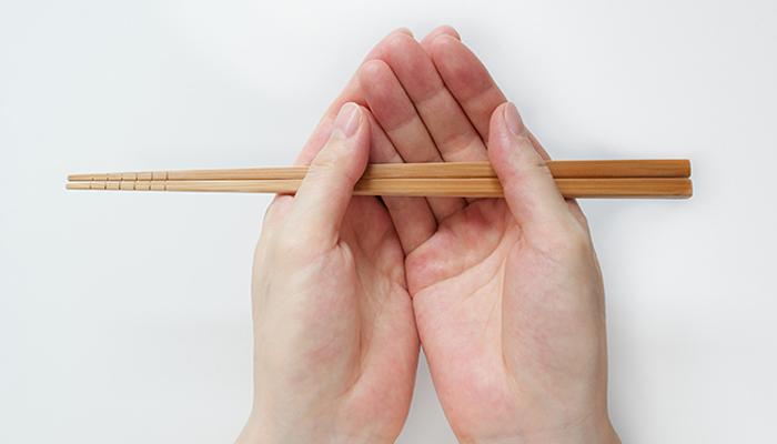 お箸の種類と持ち方やマナー