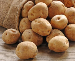 ジャガイモの選び方・保存方法と栄養価とカロリー