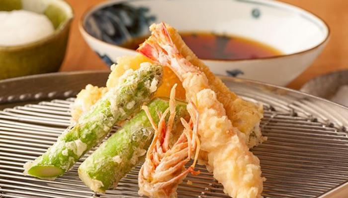 天ぷらの美味しい揚げ方